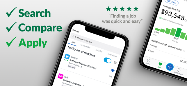 Glassdoor Job Search More On The App Store