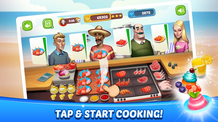 Chef Craze - Food Cooking Game screenshot-3