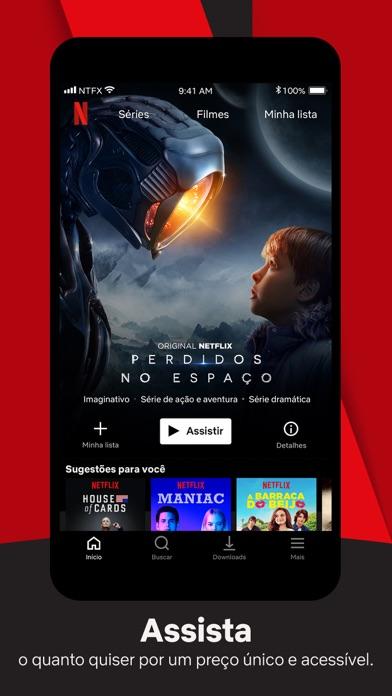 Baixar Netflix para Android