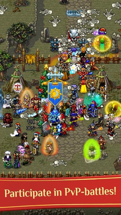 Warspear Online screenshot-4