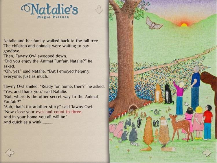 Natalie's Magic Picture screenshot-4