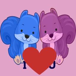 Love Sticker - Cute