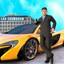 Car Dealer Tycoon Job Game 3D