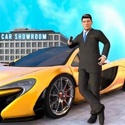 Car Dealer Tycoon Job Game 3D