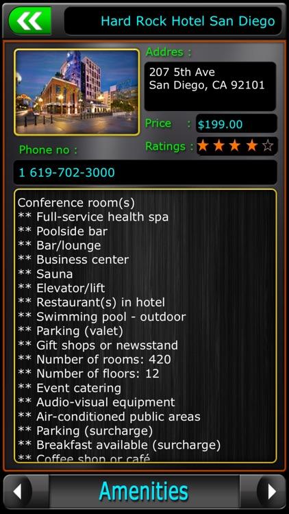 San Diego Offline Travel Guide screenshot-3