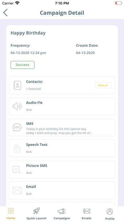 Client Broadcast screenshot-3