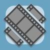 MultiVideo - 2つの動画を重ねて並べて再生 - - iPhoneアプリ
