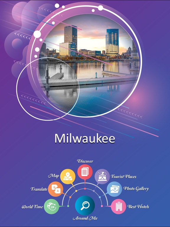 Milwaukee City Guide screenshot 7