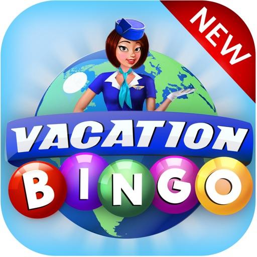 Vacation Bingo Fun Bingo Games