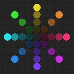 Ícone do app Fidget Lights