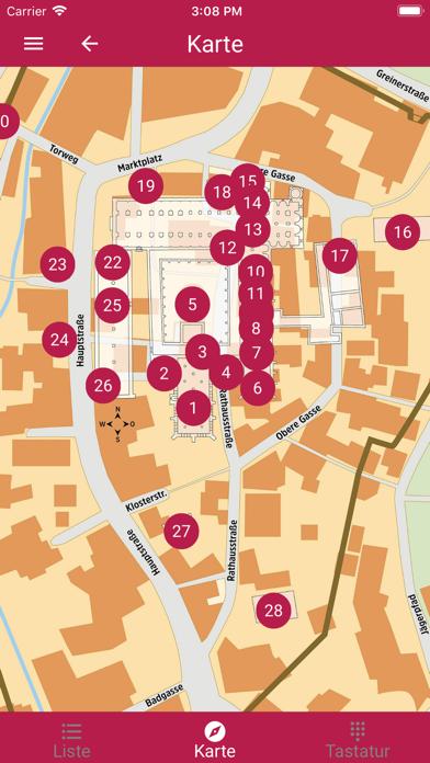 Altstadtrundgang Schönau screenshot 5