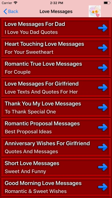 Daily Love Quotes & Messages   Apps   148Apps