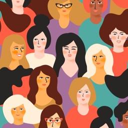 Feminist Women's Day Emojis