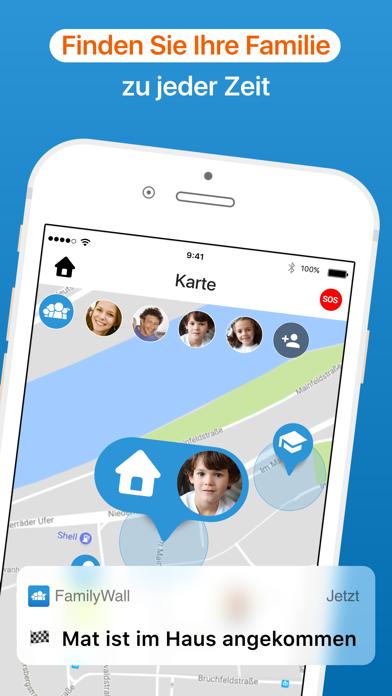 FamilyWall FamilienorganisatorScreenshot von 7