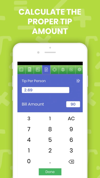 The Statistics Calculator screenshot-3