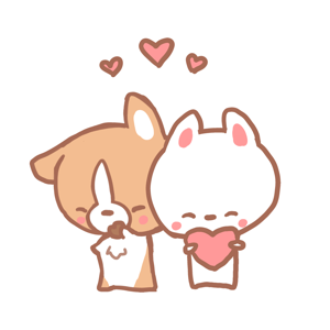 Love & Other Things - Stickers app