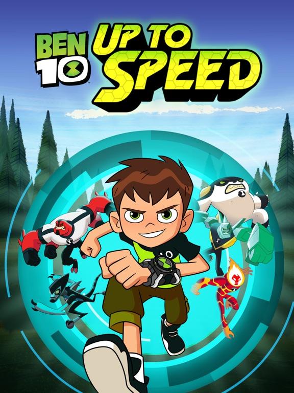 Ben 10 - Up To Speed screenshot #9