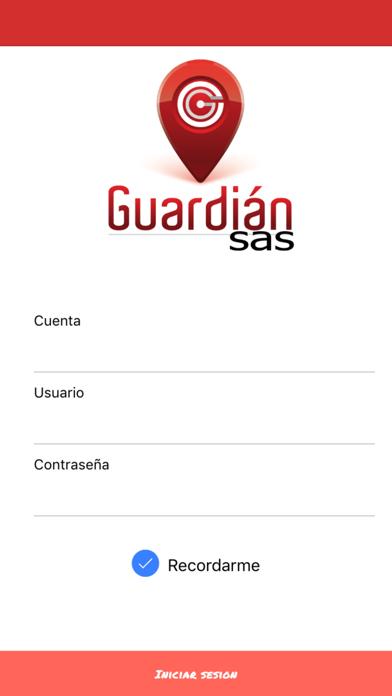 Guardian SASCaptura de pantalla de1