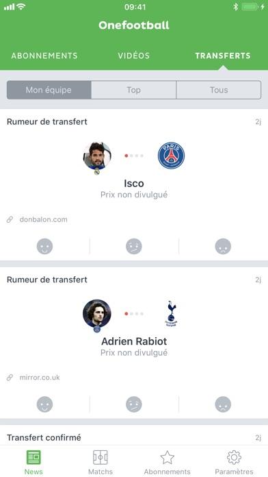 download Onefootball - Actu du Football apps 6