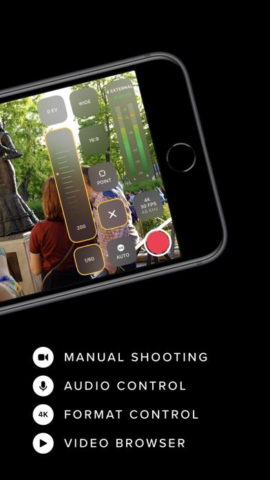 REC - Pro Video Camera Screenshots
