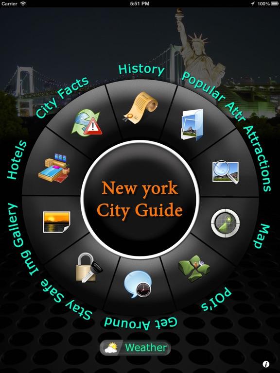 New York Offline Travel Guideのおすすめ画像1