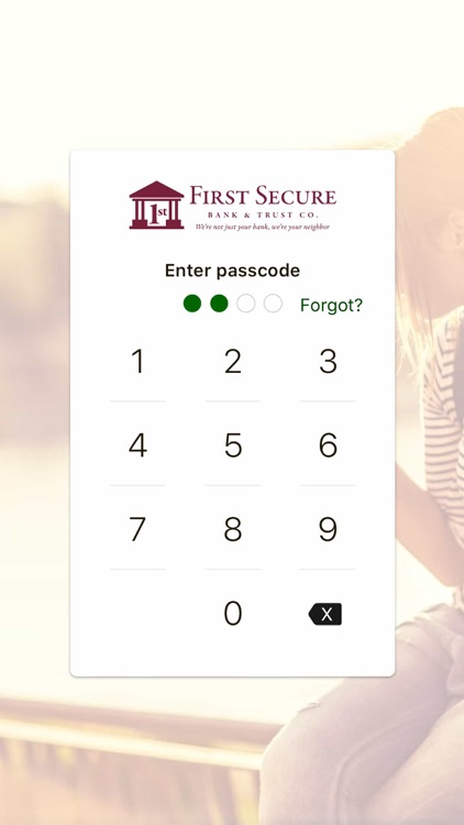 First Secure Mobile