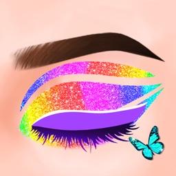 Eye Makeup Artist: Girl Games