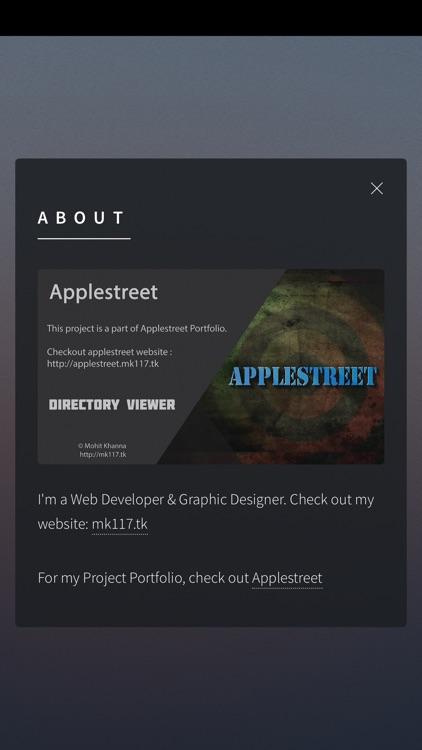 Directory Viewer screenshot-3