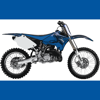 ISEnet - Jetting for Yamaha YZ 2T bikes アートワーク