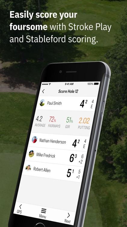 Golfshot Plus screenshot-5