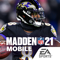 App Icon for Madden NFL 21 Mobile Football App in Italy IOS App Store