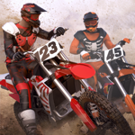 Clan Race: Extreme Motocross Hack Online Generator  img
