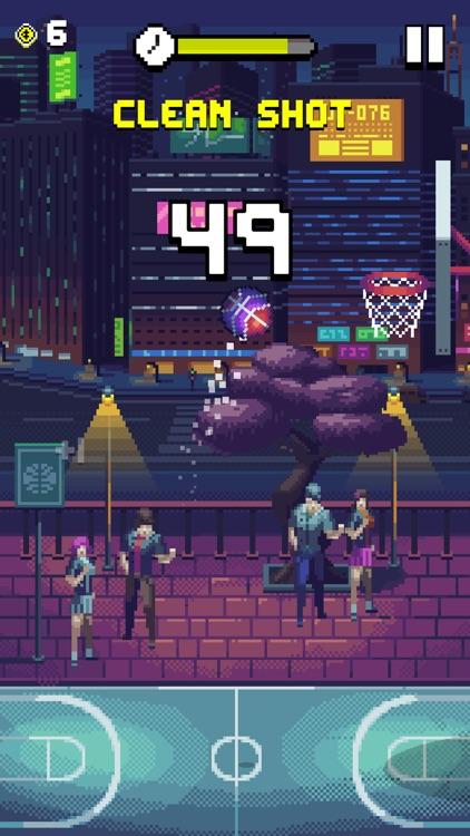 Bouncy Hoops screenshot-3