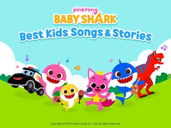 Baby Shark Best Kids Songsのおすすめ画像1
