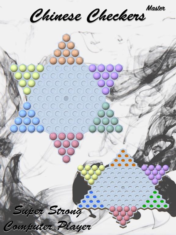 Chinese Checkers Master screenshot 6