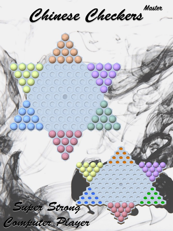 Screenshot #4 pour Chinese Checkers Master
