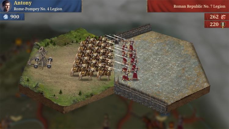 Great Conqueror: Rome screenshot-4