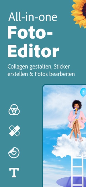 Photoshop Express: Foto Editor Screenshot