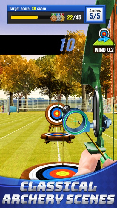 Screenshot for Archery Stars in Portugal App Store