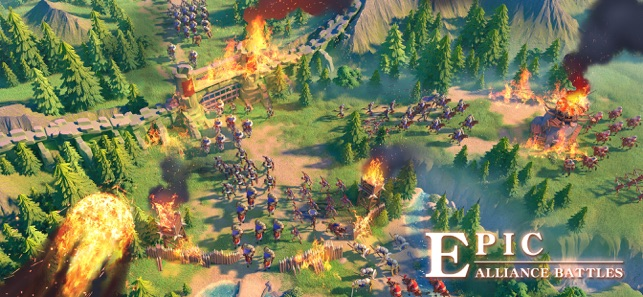 Rise of Kingdoms on the App Store