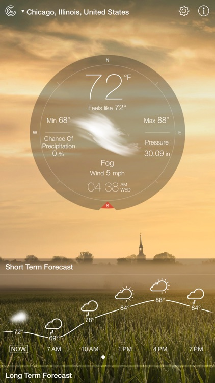Weather Live゜ screenshot-3