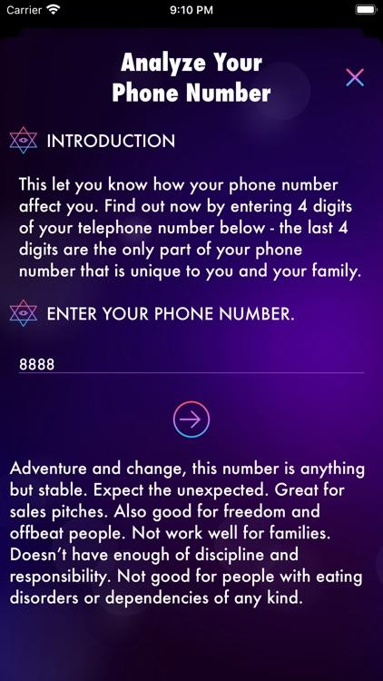 Numerology & Astrology screenshot-8
