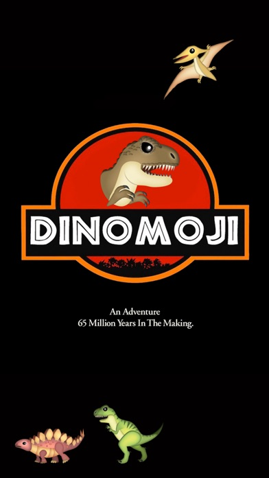 DinoMoji - Dinosaur Emoji screenshot 2