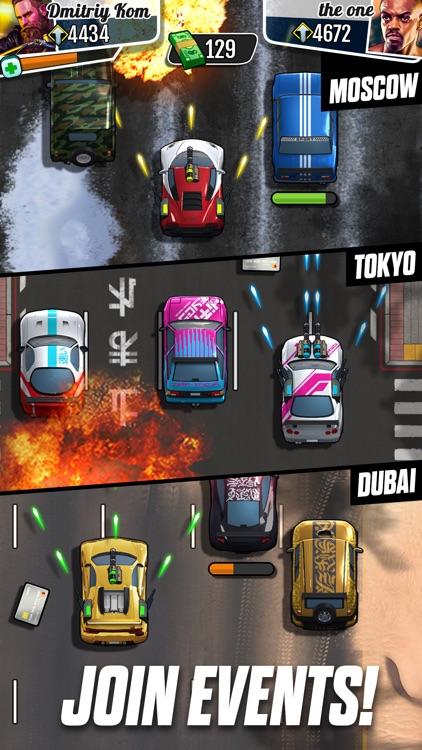 Fastlane: Fun Car Racing Game screenshot-6