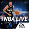 App Icon for NBA LIVE Mobile Basketball App in United States IOS App Store
