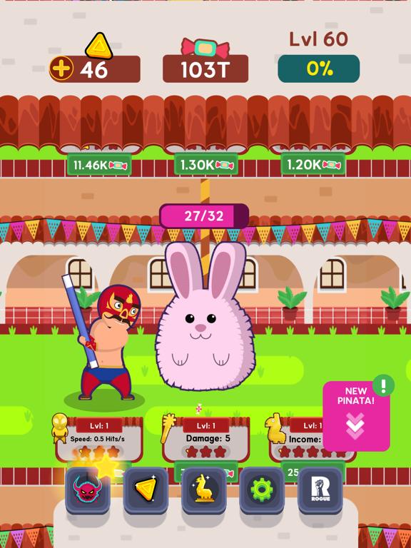 Pinata Punishers: Idle Clicker screenshot 17