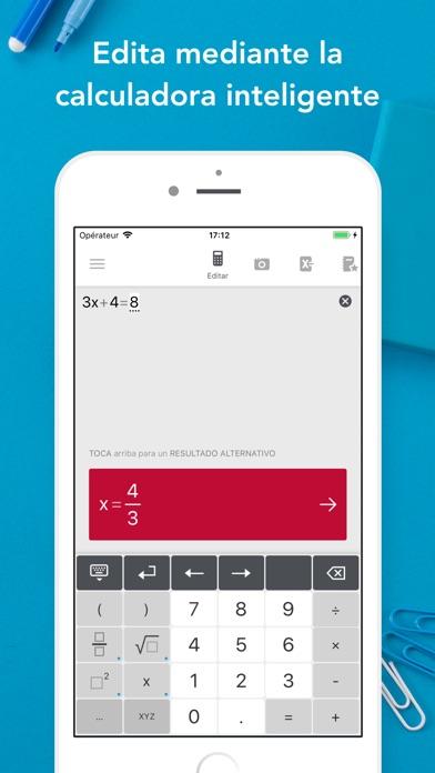Screenshot for Photomath in Spain App Store