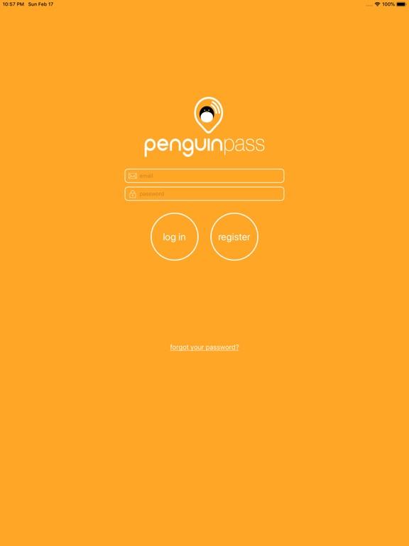 Penguinpass Checkin screenshot #1
