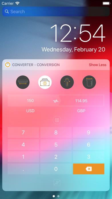 Converter : Unit Conversionのおすすめ画像5