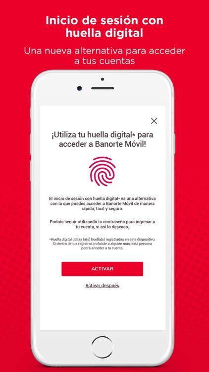 Banorte Movil screenshot-3